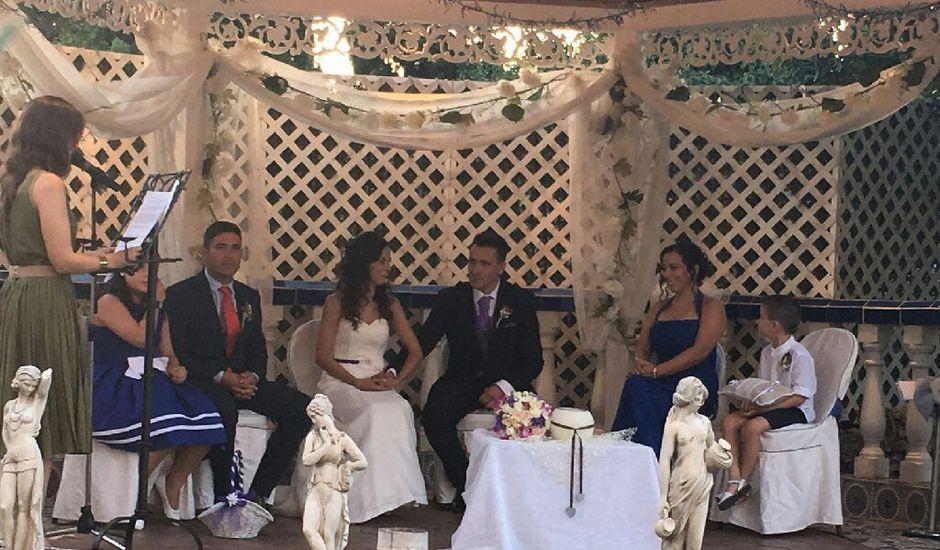 La boda de david y ana en valencia valencia - Salones aqualandia valencia ...