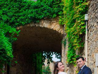 La boda de Estera y Daniel 1