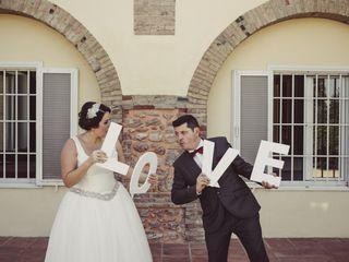 La boda de Silvia y Paco