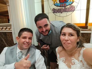 La boda de Karla Patricia y Jose Antonio 3