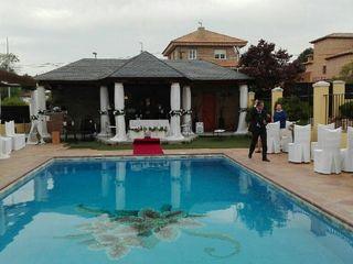 La boda de Cristina  y Raúl  1