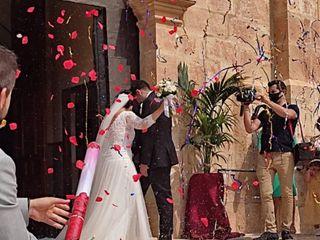 La boda de Isabel Maria  y Rafael Iván  1