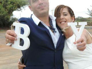 La boda de Yurena y Braulio 1