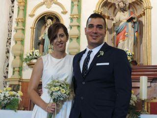 La boda de Yurena y Braulio