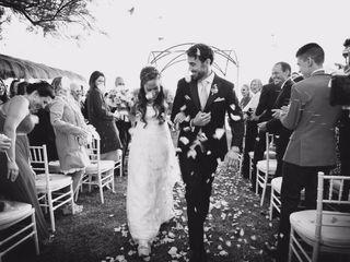 La boda de Paola y Tony