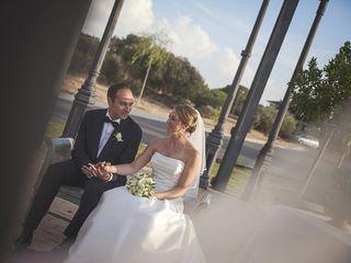 La boda de Audry y Kike