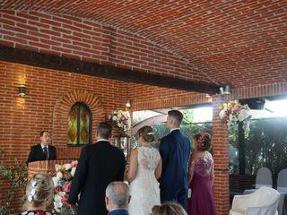 La boda de Sara y Rafa 1