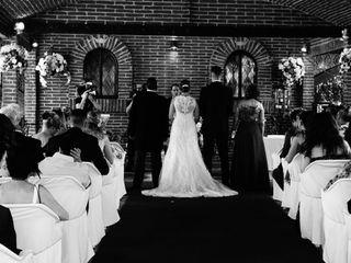 La boda de Sara y Rafa 2