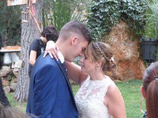 La boda de Sara y Rafa