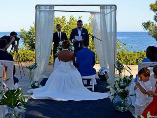 La boda de Gonzalo y Elisabeth 1
