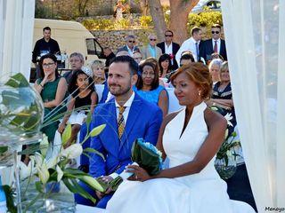 La boda de Gonzalo y Elisabeth