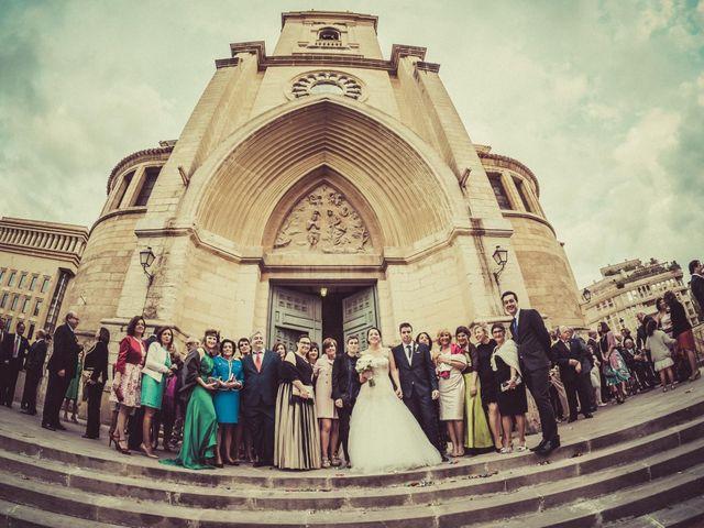 La boda de Raúl y Maria en Albacete, Albacete 17