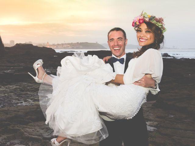 La boda de Karol y Javi