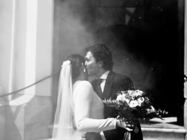 La boda de Juanjo y Alicia en San Fernando, Cádiz 28