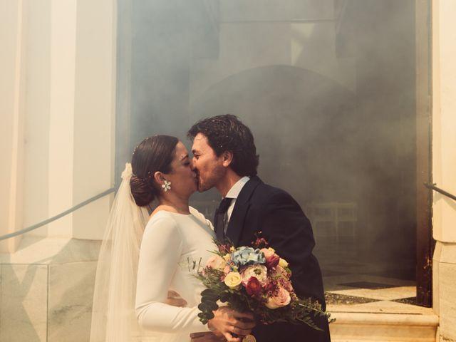 La boda de Juanjo y Alicia en San Fernando, Cádiz 29