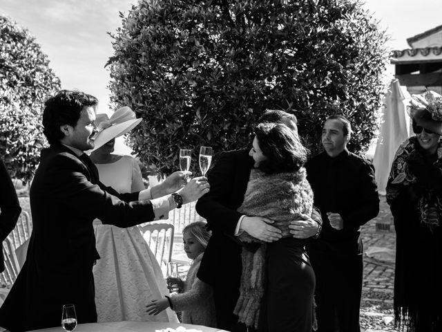 La boda de Juanjo y Alicia en San Fernando, Cádiz 39