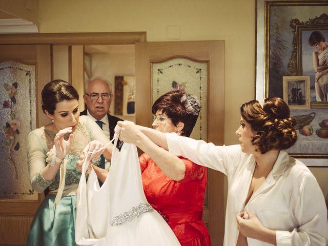 La boda de Paco y Silvia en San Isidro De Benageber, Valencia 22