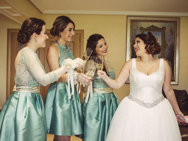 La boda de Paco y Silvia en San Isidro De Benageber, Valencia 28