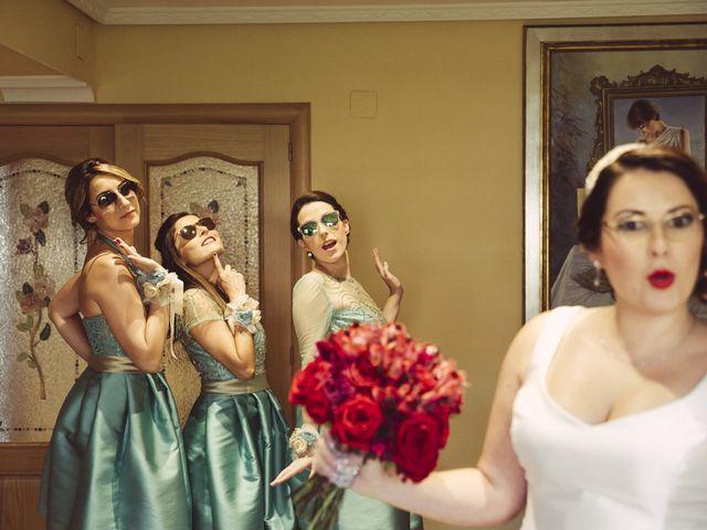 La boda de Paco y Silvia en San Isidro De Benageber, Valencia 30