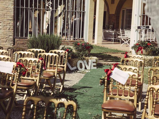 La boda de Paco y Silvia en San Isidro De Benageber, Valencia 33
