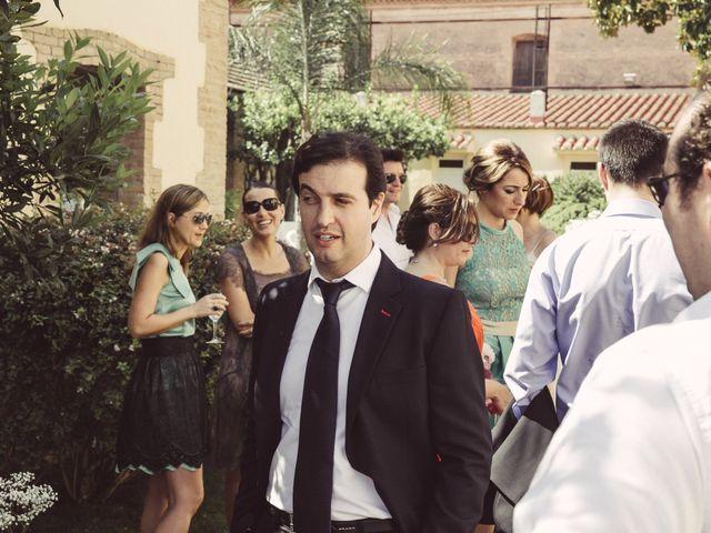 La boda de Paco y Silvia en San Isidro De Benageber, Valencia 36