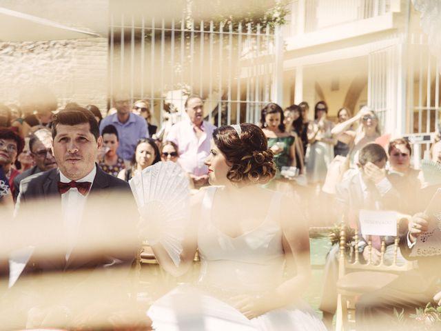La boda de Paco y Silvia en San Isidro De Benageber, Valencia 41