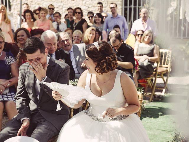La boda de Paco y Silvia en San Isidro De Benageber, Valencia 43