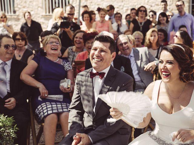 La boda de Paco y Silvia en San Isidro De Benageber, Valencia 45