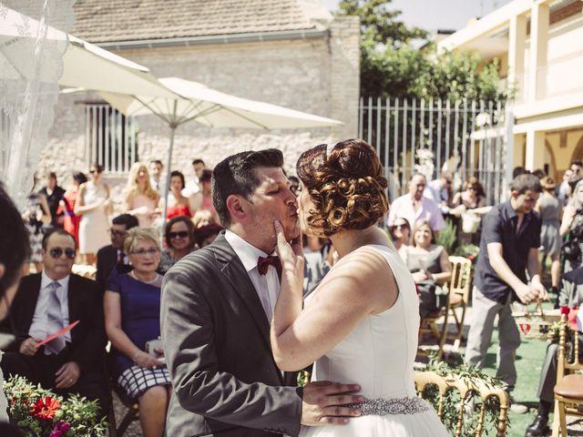La boda de Paco y Silvia en San Isidro De Benageber, Valencia 48