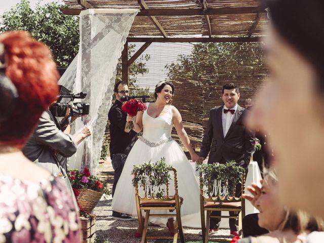 La boda de Paco y Silvia en San Isidro De Benageber, Valencia 49