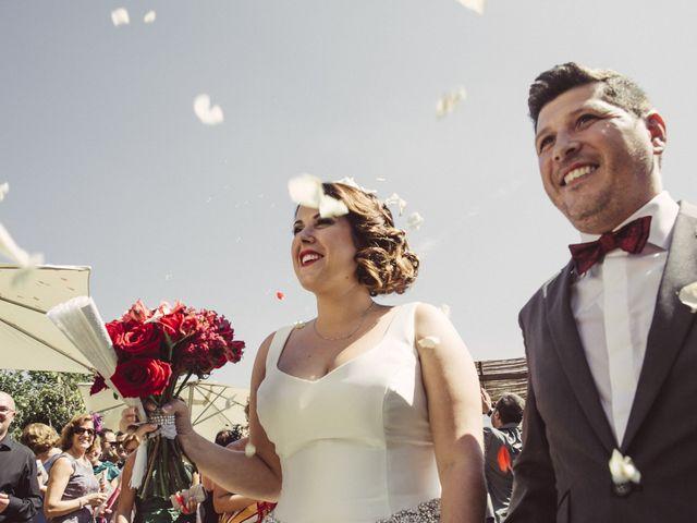 La boda de Paco y Silvia en San Isidro De Benageber, Valencia 50