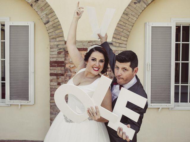 La boda de Paco y Silvia en San Isidro De Benageber, Valencia 54