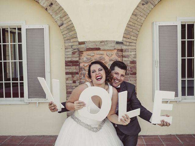 La boda de Paco y Silvia en San Isidro De Benageber, Valencia 1