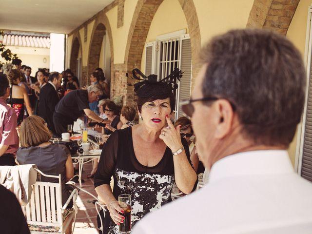 La boda de Paco y Silvia en San Isidro De Benageber, Valencia 55