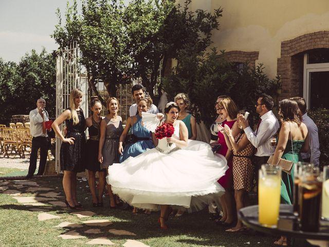 La boda de Paco y Silvia en San Isidro De Benageber, Valencia 56