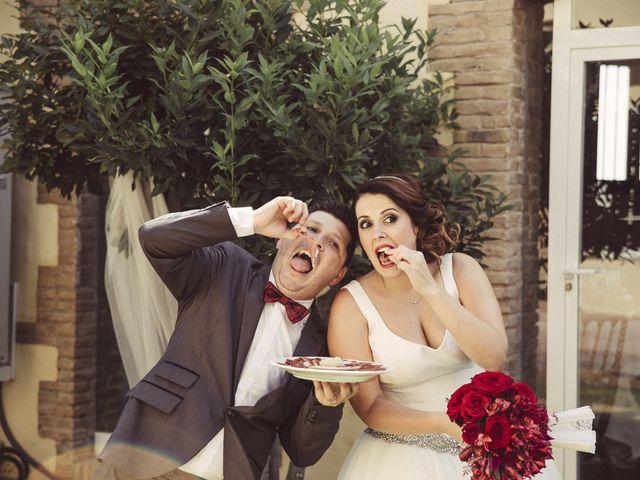 La boda de Paco y Silvia en San Isidro De Benageber, Valencia 57