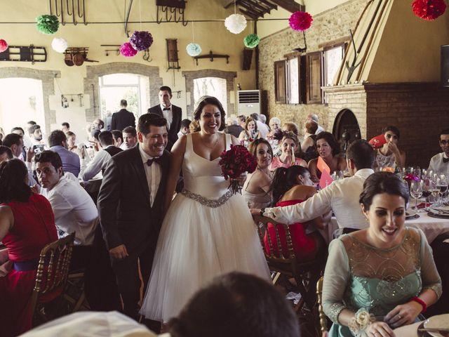 La boda de Paco y Silvia en San Isidro De Benageber, Valencia 63