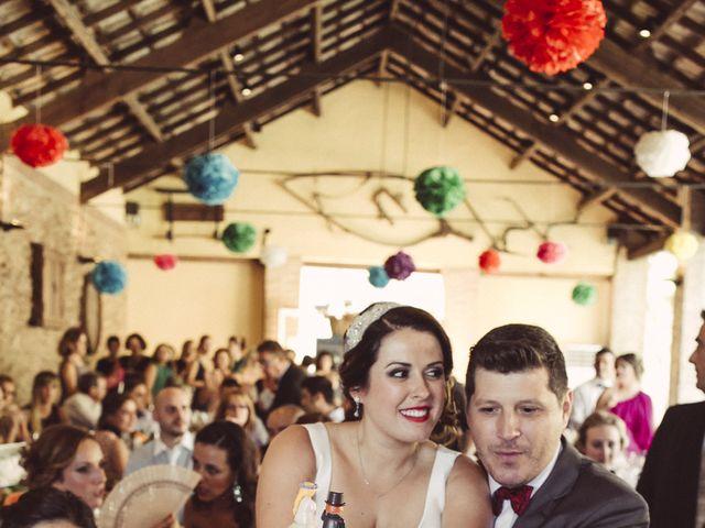La boda de Paco y Silvia en San Isidro De Benageber, Valencia 67