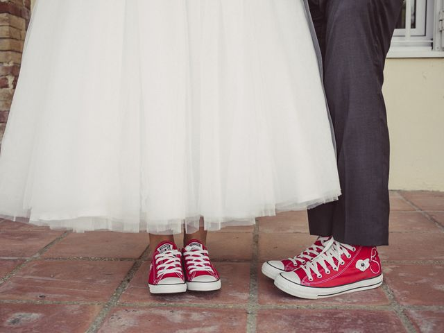 La boda de Paco y Silvia en San Isidro De Benageber, Valencia 2
