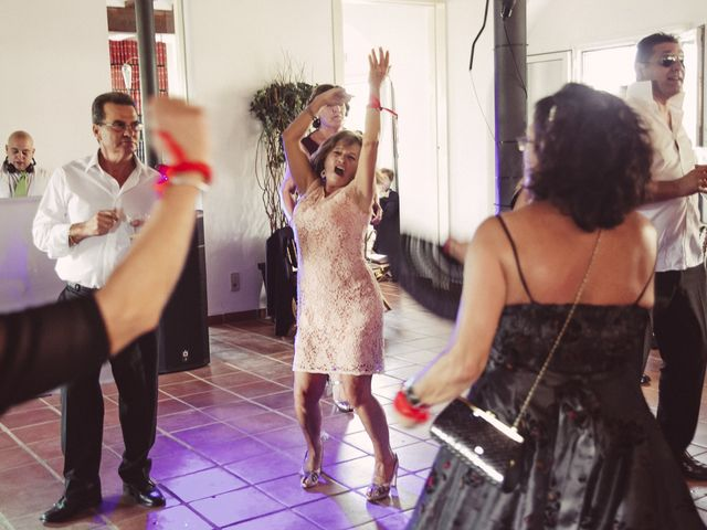 La boda de Paco y Silvia en San Isidro De Benageber, Valencia 78