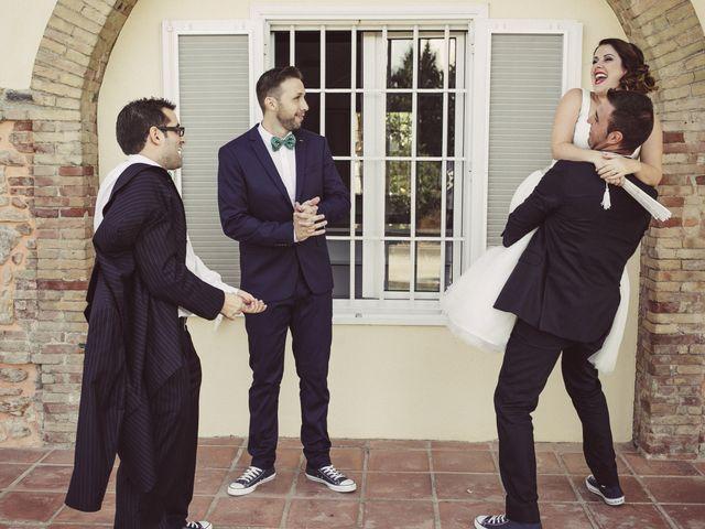 La boda de Paco y Silvia en San Isidro De Benageber, Valencia 79