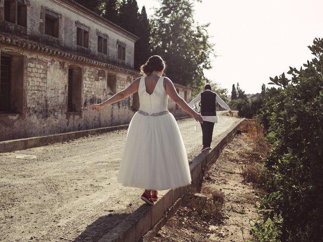 La boda de Paco y Silvia en San Isidro De Benageber, Valencia 83