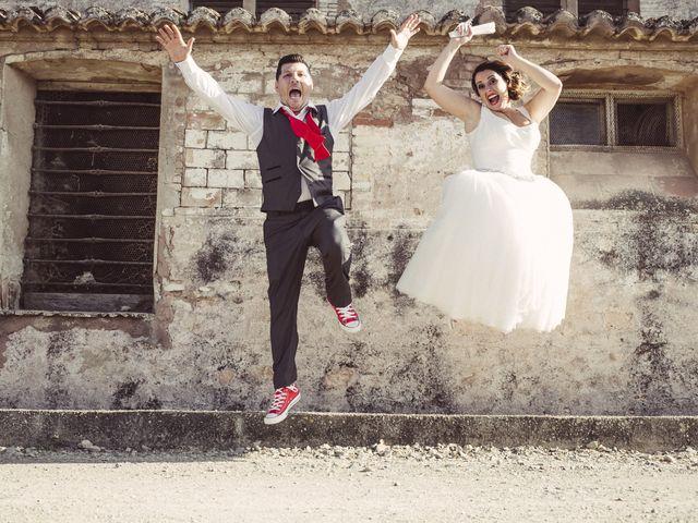 La boda de Paco y Silvia en San Isidro De Benageber, Valencia 84