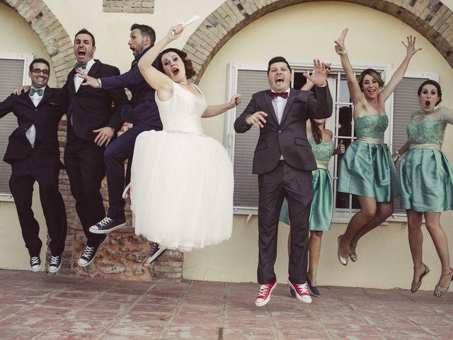 La boda de Paco y Silvia en San Isidro De Benageber, Valencia 85