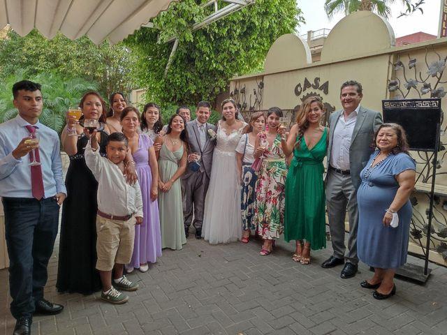 La boda de Jose Antonio y Karla Patricia en Valencia, Valencia 2