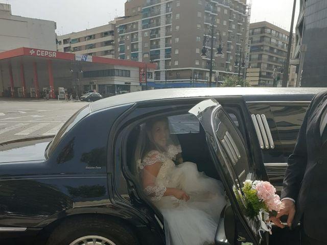 La boda de Jose Antonio y Karla Patricia en Valencia, Valencia 6