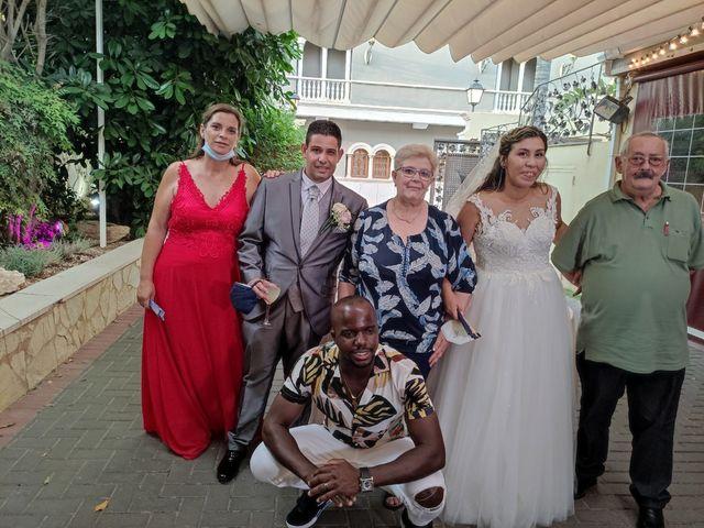 La boda de Jose Antonio y Karla Patricia en Valencia, Valencia 8