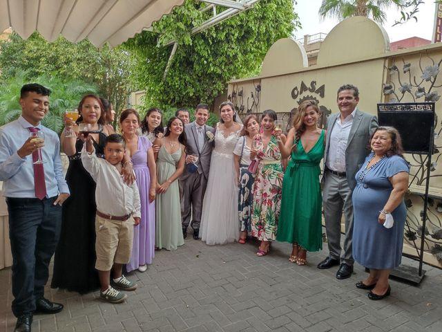 La boda de Jose Antonio y Karla Patricia en Valencia, Valencia 9