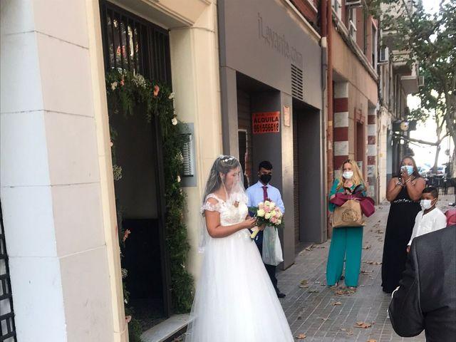 La boda de Jose Antonio y Karla Patricia en Valencia, Valencia 10