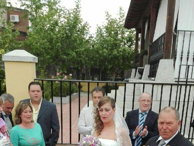 La boda de Raúl  y Cristina  en Navalcarnero, Madrid 2